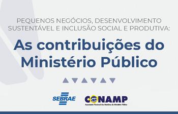 As contribuições do Ministério Público