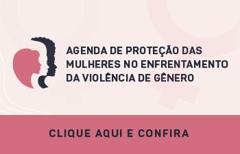Agenda de proteção das mulheres no enfrentamento da violência de gênero
